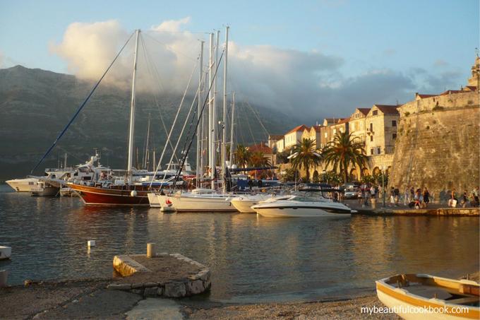 Hırvatistan seyahati (İlk gidiş, Dubrovnik-Korçula Adası)