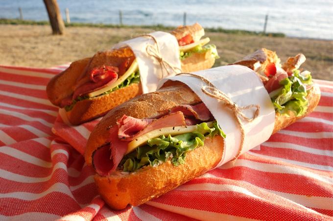 Rozbifli sandviç