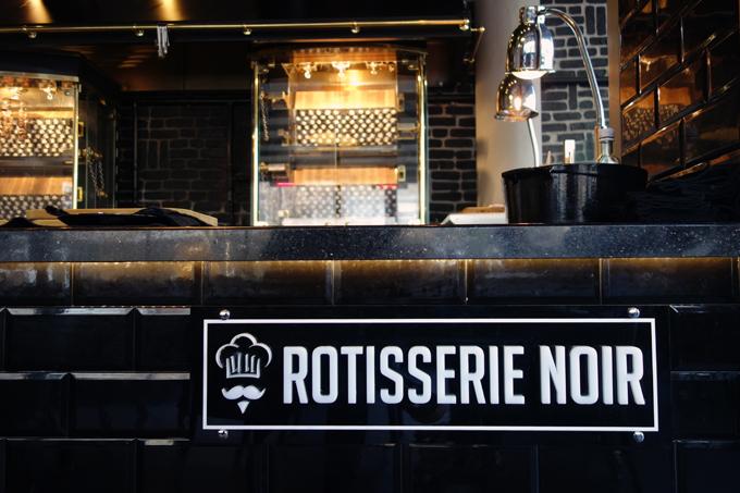 Rotisserie Noir, Suadiye