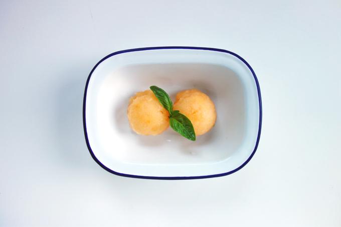 Mandalina & portakal sorbe