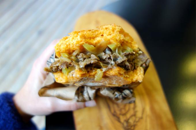 Po'Boy (Fine Sandwich), Şaşkınbakkal (Kapandı)