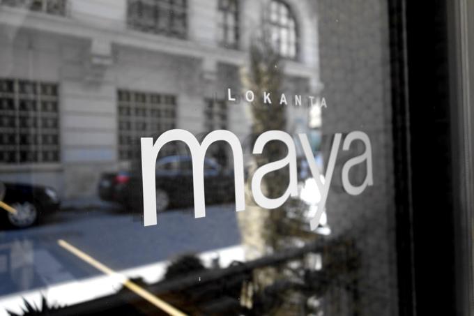 Lokanta Maya, Karaköy (Kapandı)